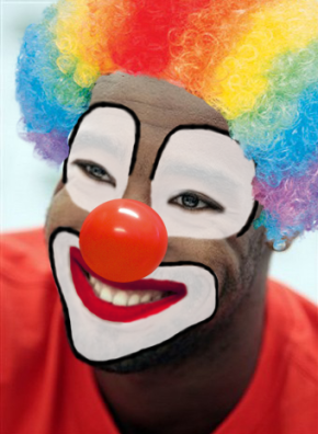 johan djourou clown